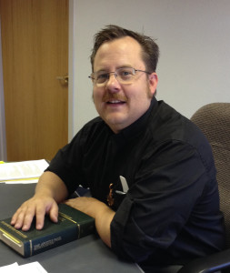 Pastor Erickson Photo